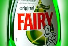Fairy Dishwashing Liquid